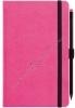 G-Notes no.1 ružový - linajkový