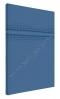 Notes Stilo modrý - linajkový A4
